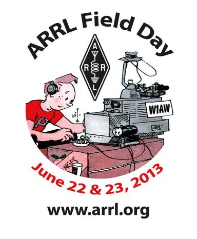 ARRL Field Day 2013