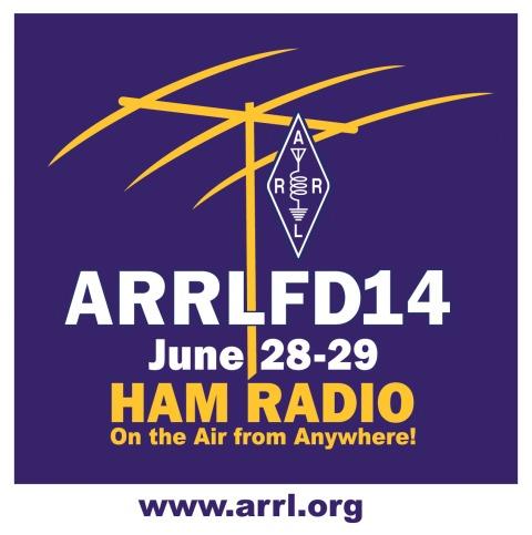 ARRL Field Day 2014