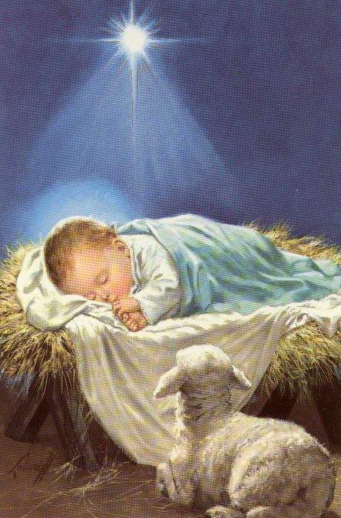 Jésus est né